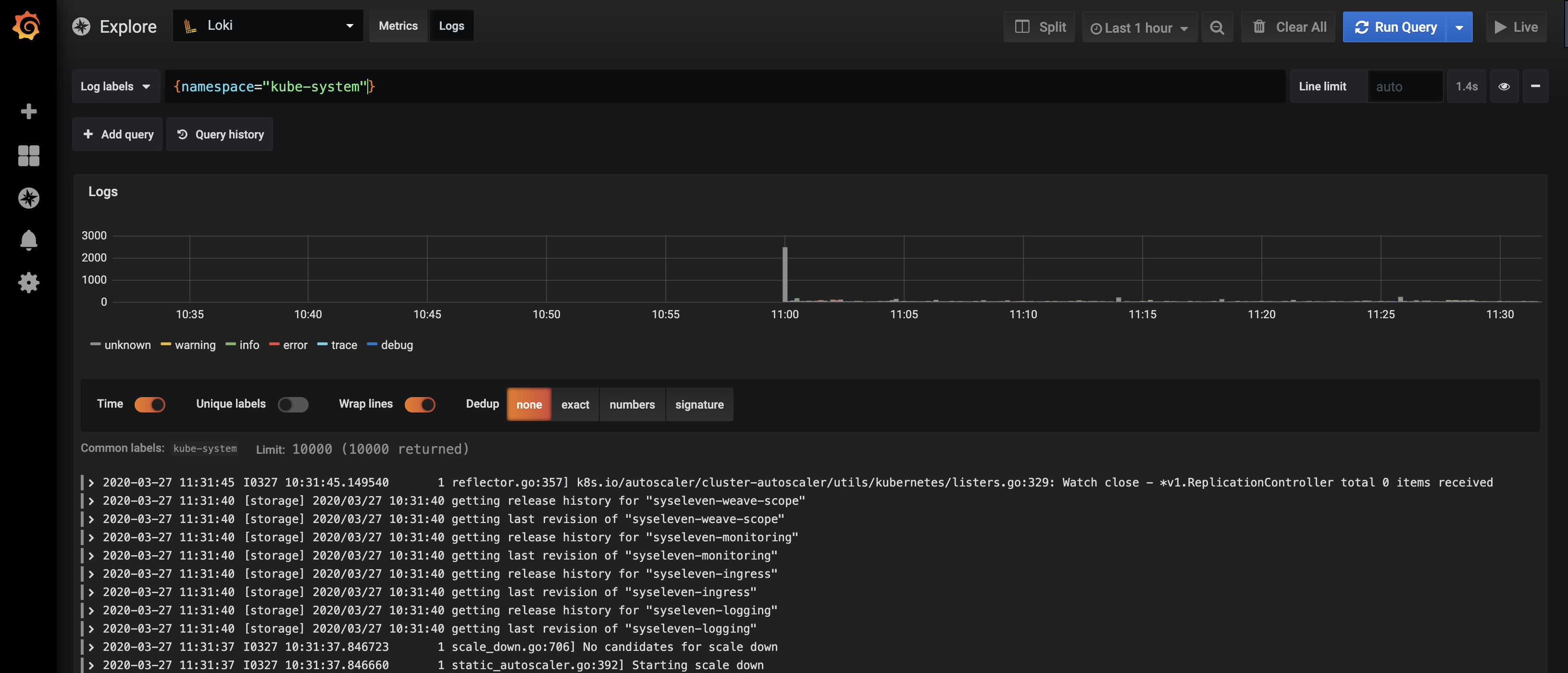 Grafana Loki Source